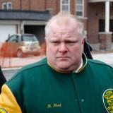 Toronto Mayor Rob Ford: Public Transit Enemy #1 (photo: blogto.com)