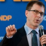 BC NDP Leader Adrian Dix has tools available to him to stop the Enbridge pipeline (CP photo)