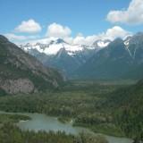 BC's Klinaklini River