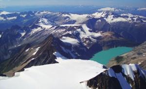 Photo of Jumbo Glacier by Trevor Florence