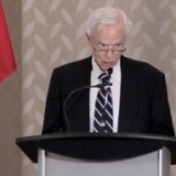 Justice Bruce Cohen releases his report in Vancouver - Oct. 31, 2012