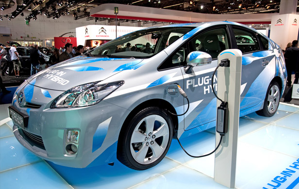 Why the electric automobile is for real