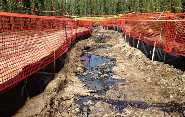 Alberta's own Gulf of Mexico crisis? Tar Sands operation leaking for 6-plus weeks