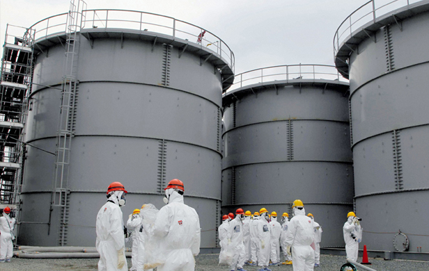 Fukushima radioactive water crisis returns