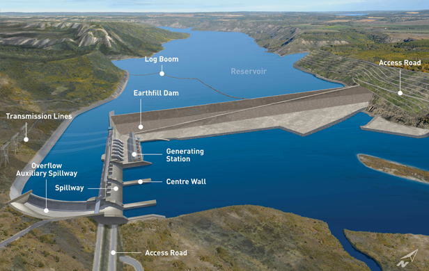 Numbers for $8 Billion Site C Dam don't add up