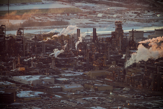 tarsands industry-kris krüg