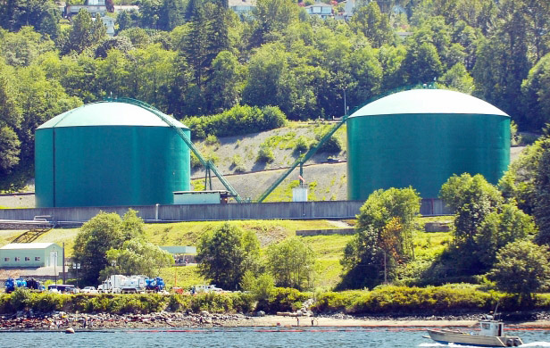 Burnaby residents complain of fumes from Kinder Morgan oil terminal