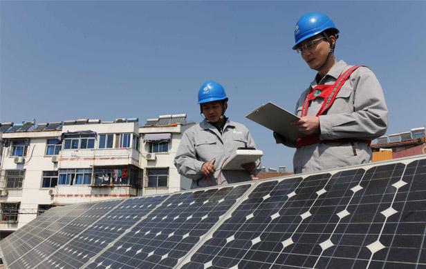Chinese solar