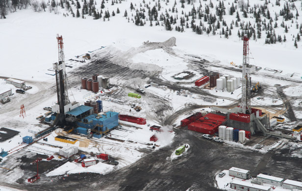 Clean LNG would be powered by lots of dirty fracking