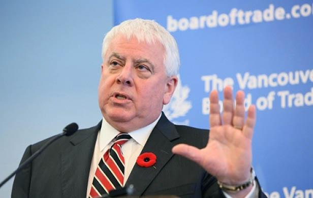 Kinder Morgan president- Harper's heavy-handed tactics hampering pipelines
