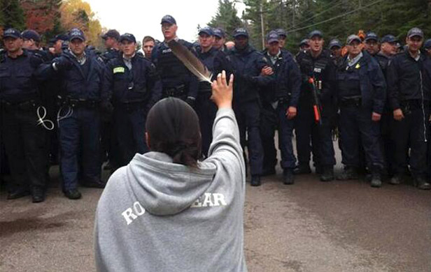 New-Brunswick-group-questions-RCMP's-tactics-breaking-up-fracking-protest