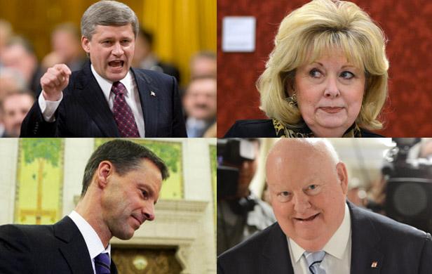 Quid pro quo: The missing puzzle piece in Duffy-Harper Senate Scandal