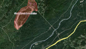 Athabasca River contaminated by Canada's largest coal slurry spill