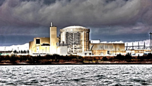 Nuclear plant spills chemicals into Bay of Fundy