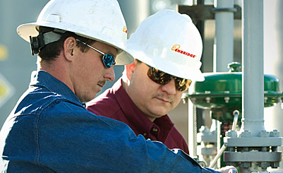 Enbridge has vastly exaggerated job benefits, says one economist (photo: Enbridge)