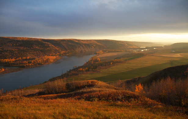 Peace Valley extraordinary farmland could feed million people-Site C Dam