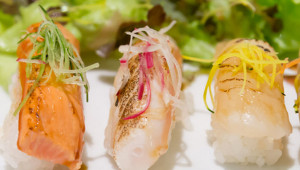 Toronto sushi shop is first Ocean Wise 100 per cent sustainable restaurant