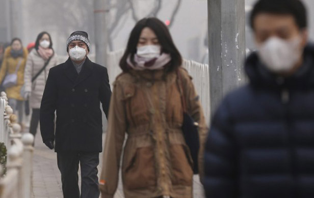 Beijing air pollution soars to alarming levels