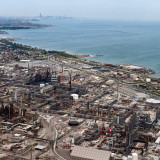 BP spills oil into Lake Michigan