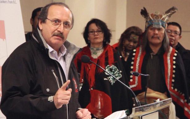 Enbridge opponents mark 25th anniversary of Exxon oil spill
