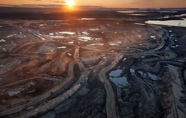 Peter Essick's photos for National Geographic gave the oil sands a black eye