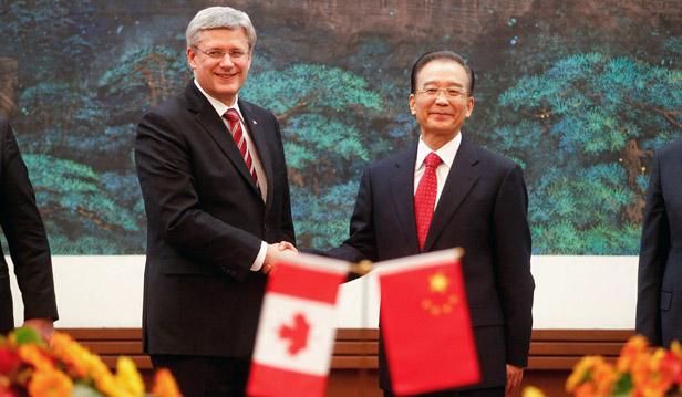 Harper-Chinese-FIPPA