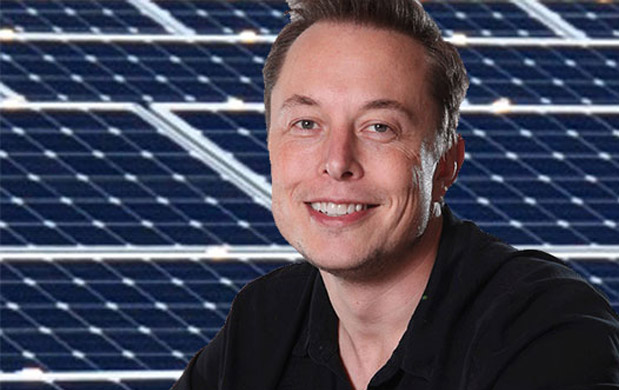 Elon Musk Buys Solar Company To Build Large Scale Panel