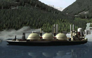 LNG-Cold Gas, Hot Air - June 27 event in Sqamish