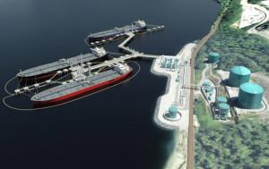 Kinder Morgan bills customers for pipeline application