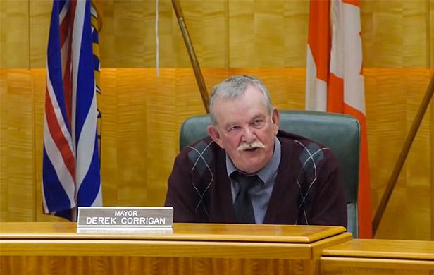 Burnaby issues Kinder Morgan stop work order over pipeline survey