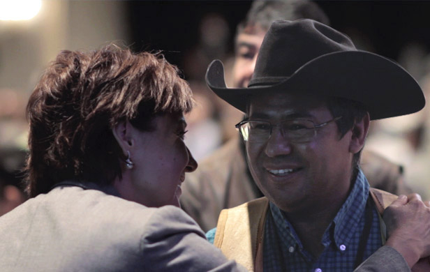 Premier's Tsilhqot'in meeting a sign of real change for BC