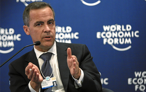 Bank of England's Carney- Most fossil fuel reserves shouldn't be burned