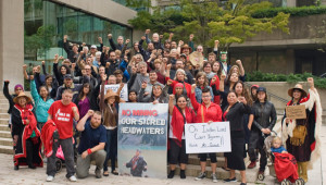 Red Chris Mine- First Nations win round 1 with Imperial Metals in court