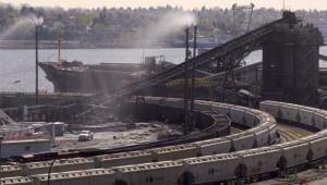 Latest Harper Omnibus bill guts environmental laws for coal, LNG ports