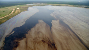 Harper govt tries to block NAFTA from investigating leaking tailing ponds