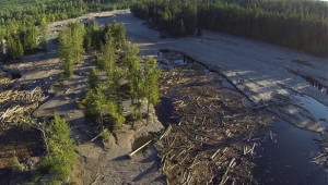 Imperial Metals' office raided in Mount Polley investigation