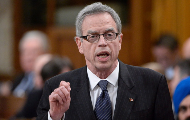 Joe Oliver says fracking is safe, so it must be