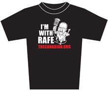 Im with Rafe t-shirt