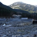 Private power projects like this one on the Ashlu River have been caught red-handed killing wild fish