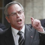 Natural Resources Minister Joe Oliver has labelled opponents of Enbridge's proposed Norther Gateway Pipeline