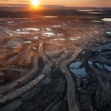 The Alberta Tar Sands (National Geogrpahic photo)