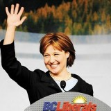 Premier Christy Clark waves goodbye to BC's sovereignty in the Enbridge pipelines review