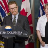 BC Environment Minister Terry Lake addresses his government's ever-changing stance on Enbridge amid what has been a perplexing couple of weeks on the environment in BC(photo: Ward Perrin , PNG)