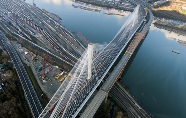 Sustainable Transportation Experts Call New Port Mann Bridge Antiquated Thinking