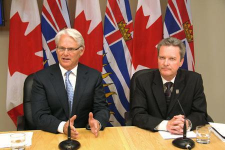BC Liberal Legacy: A Huge Debt Burden