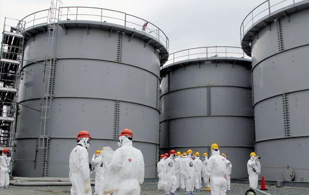 Fukushima radioactive water crisis returns