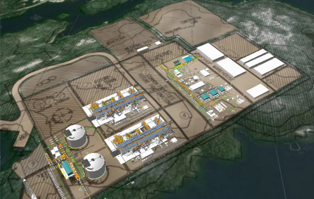 Malaysian energy giant makes Skeena River disappear in LNG proposal