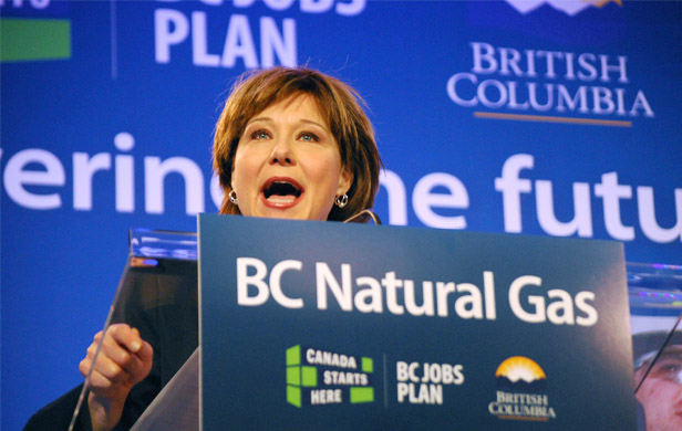 BC LNG will be powered by massive taxpayer giveaways