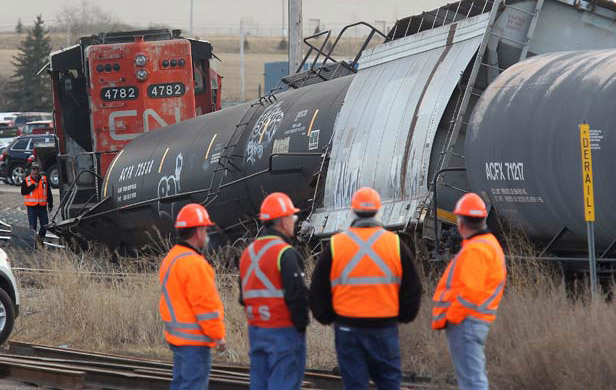 CN, Harper Government eyeing oil-by-rail to Prince Rupert