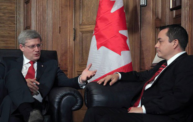 Rafe: Harper won't succeed in bribing First Nations over pipelines